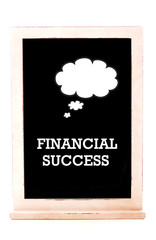 Financial Success Sign