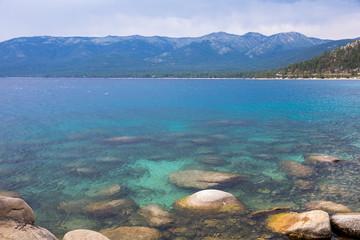 Lake Tahoe - Sand Harbor
