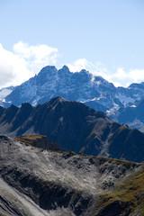 Fluchthorn - Silvretta - Alpen
