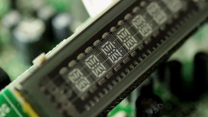 electronic symbol display