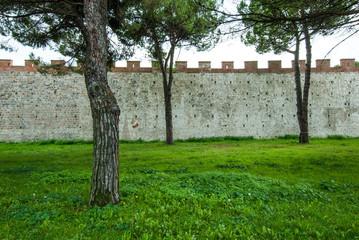 Mura di pietre, Muratura Restauro, Prato Pini