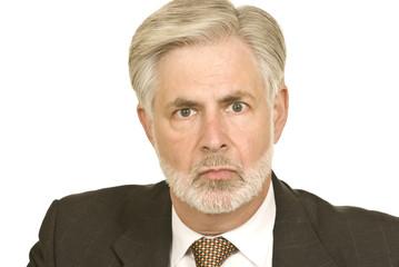 Angry Executive