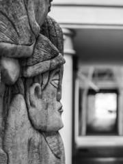 Sguardi di statue
