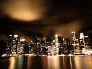 Singapure, Singapore, Finance, Stadt