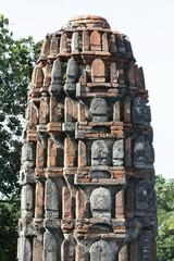 Wat Phra Ram - Ayutthaya Historical Park and Ruins - Thailand