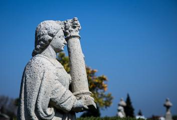 statue castelo branco