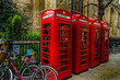 Telephone box/Cambridge - 71619514