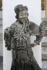 Chinese figure - Wat Arun Temple, Bangkok