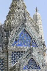 Wat Arun - Central Prang, Bangkok Thailand