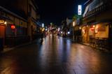Fototapety Stone pavement -石畳-
