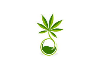 leaf grow pharmacy logo