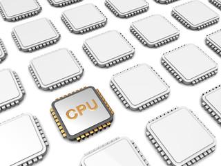 cpu microchip