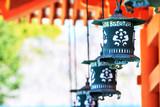 Fotoroleta The Shrine is ranked as a Beppyou Jinja
