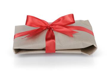 gift vintage style parcel