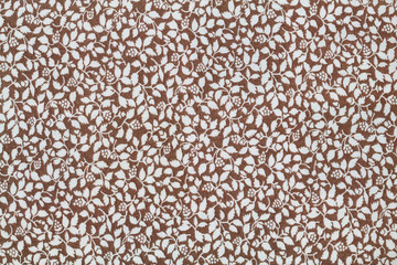 Brown fabric seamless texture background