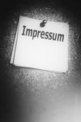 Impressum...