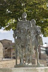 Escultura de El lazarillo de Tormes