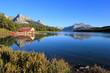 Maligne lake in Jasper national park, Alberta, Canada - 71626306