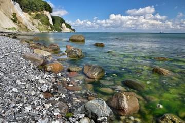 Kreideküste im Nationalpark Jasmund | Rügen