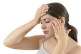Headache Symptoms poster