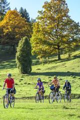 Senioren-Ausflug im Herbst