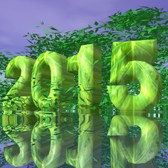 2015 - végétal