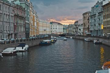 Griboedov Canal Embankment 1200.