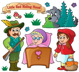 Fairy tale theme collection 1