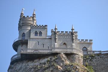 """Замок """"Ласточкино гнездо"""" Крым"""