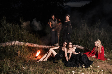 Whitches coven
