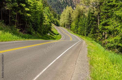 Mountain Road - 71634537