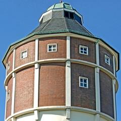 Wasserturm in REMSCHEID ( Bergisches Land )