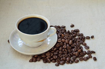 Сup of coffee