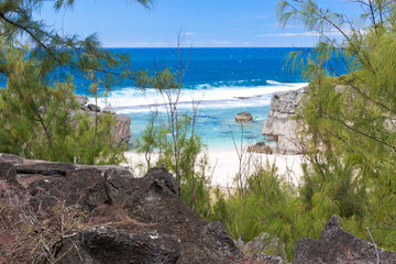 Trou d'Argent, île Rodrigues