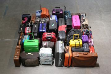 Koffer und Reisetaschen