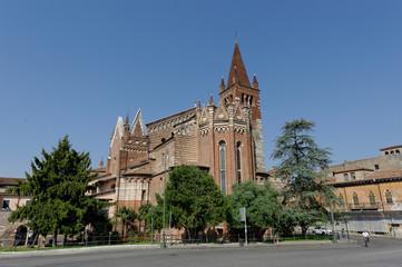 Eglise San Fermo à Verone