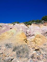 geological colours