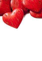 coeurs de saint Valentin Amour