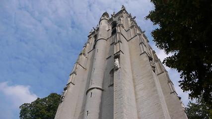 le Bec Hellouin abbaye