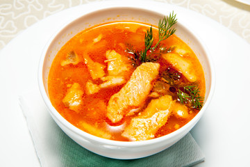 soup, entree