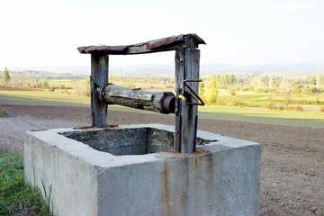 Eski su kuyusu