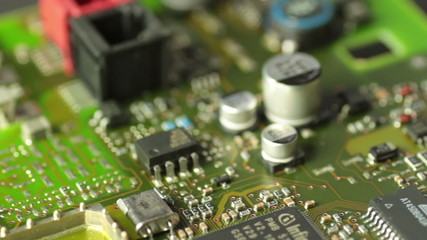 electronic circuit set