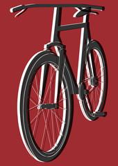 Bicyclette pop