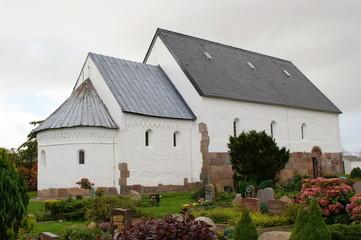 Kirche Morsum Sylt