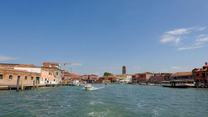 Canal à Murano