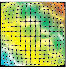 multicolor convex mosaic