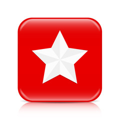 Red star button, icon 2