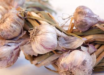 Garlic implicated