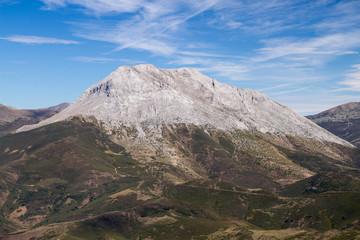 Pico Espigüete. Montaña Palentina, Palencia.