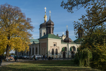 свято -троицкий ионинский монастырь